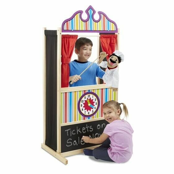 Puppet Theater Deluxe