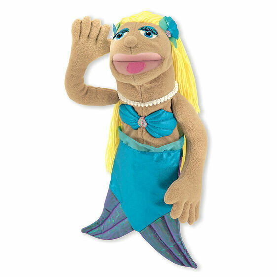Puppet Mermaid