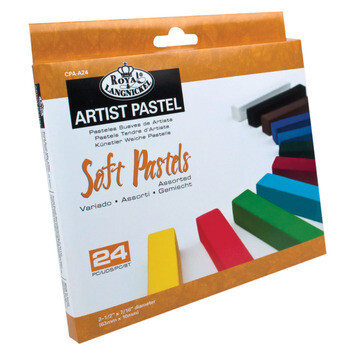 Soft Pastels 24 Colors