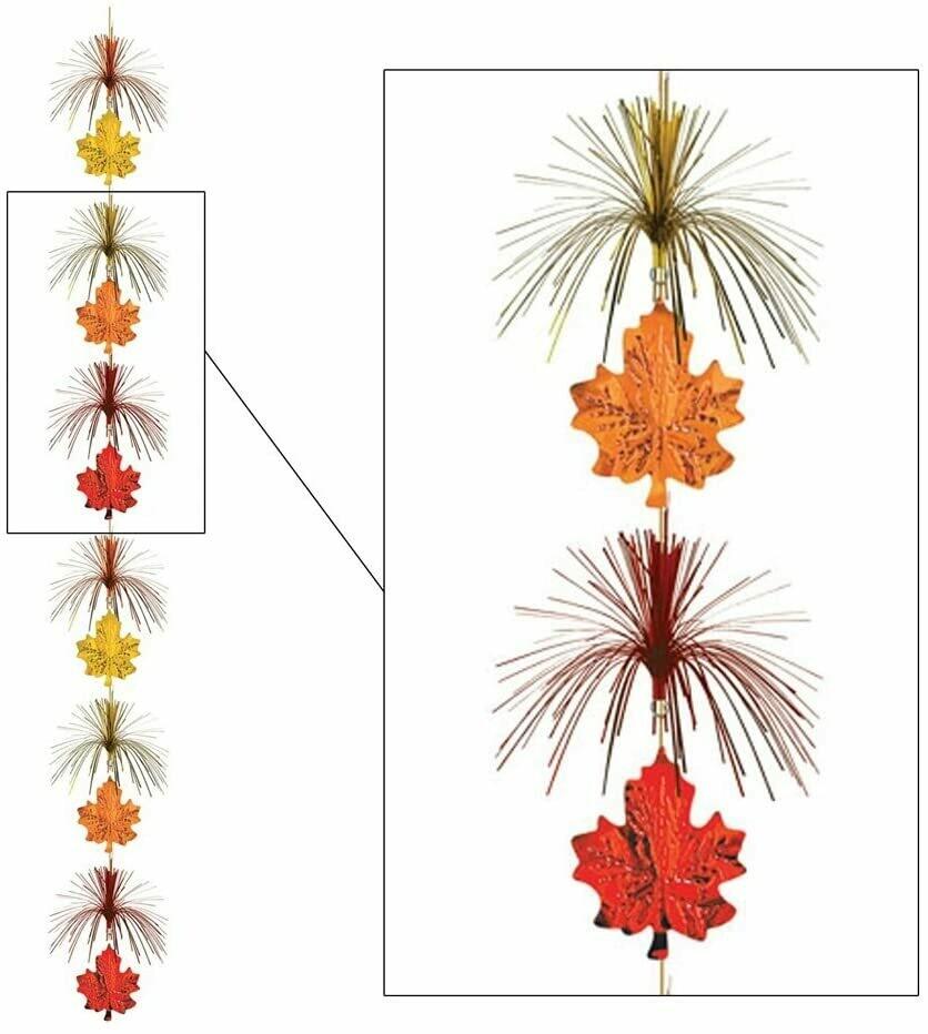 Leaf Firework Stringer- 7FT