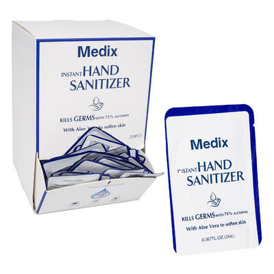 Hand Sanitizer Pouch- Travel size