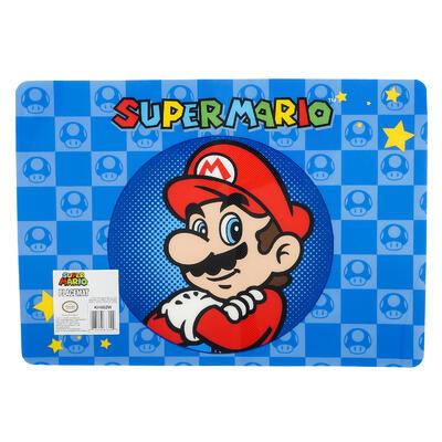 Placemat Super Mario