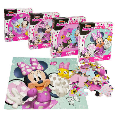 Puzzle Toy Minnie