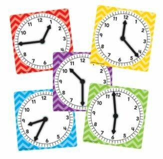 Clocks Set (pk-5)