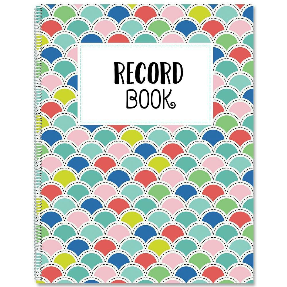 Color Pop Record Book