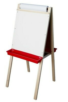 Child's Paper Roll Easel