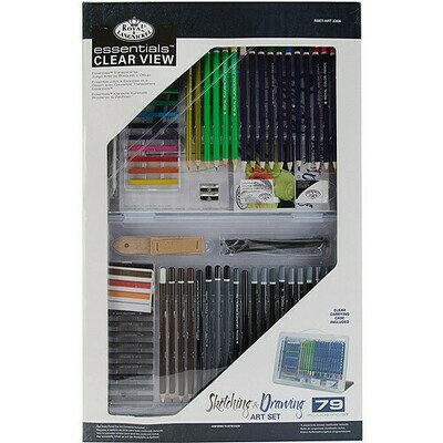 Sketch & Draw Art Set