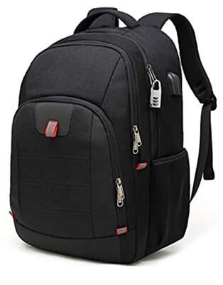 Laptop Backpack 17 inch Black