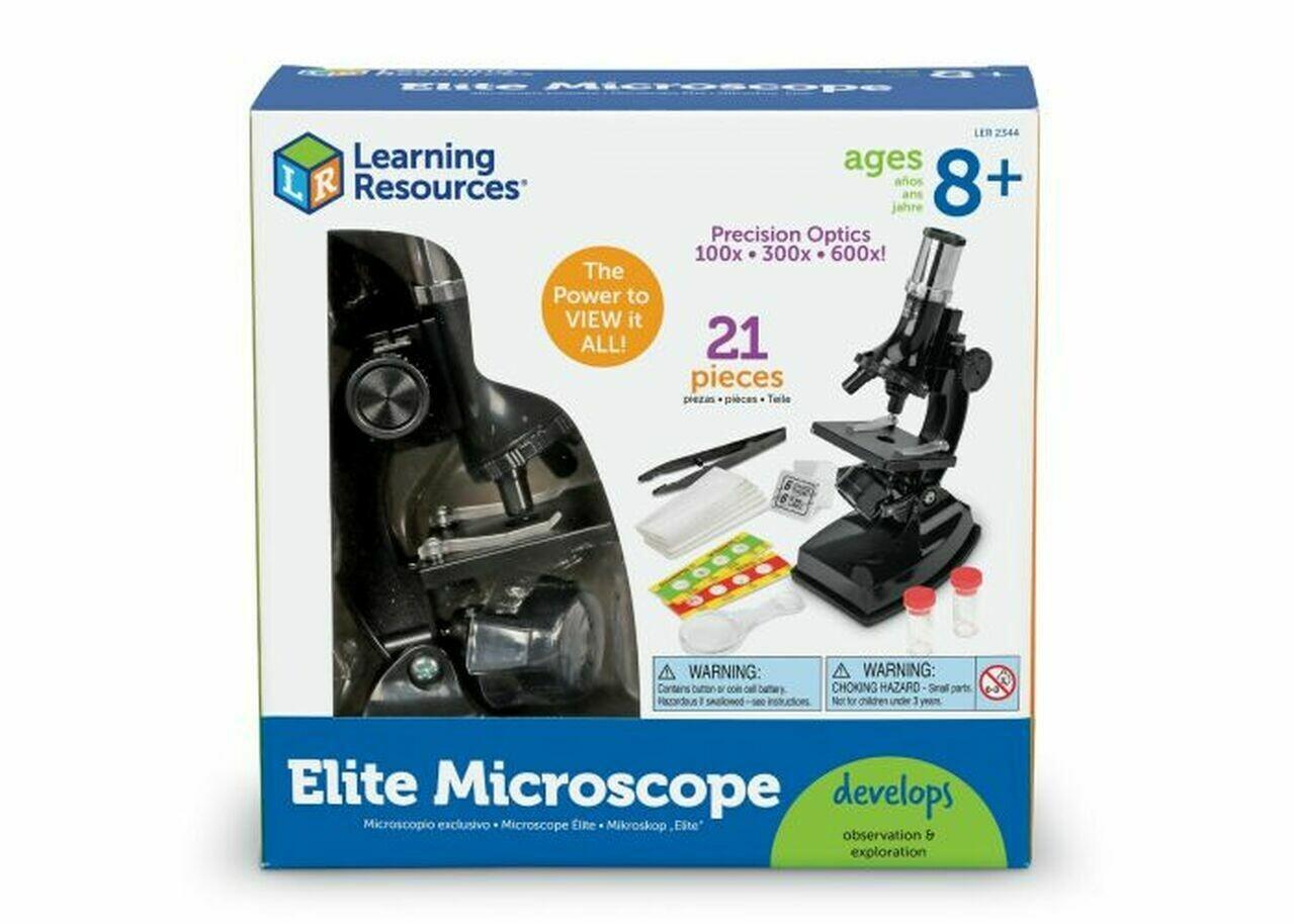 Educational Microscope Set