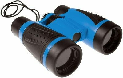 Binoculars Geosafari w/Compass