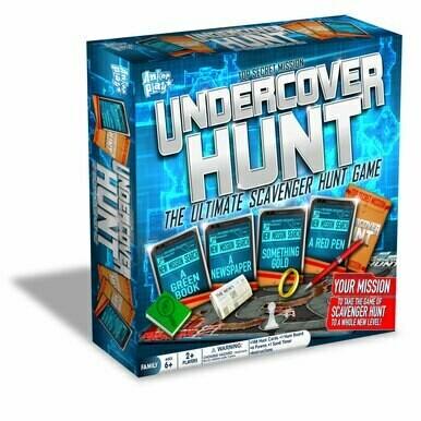 Undercover Hunt