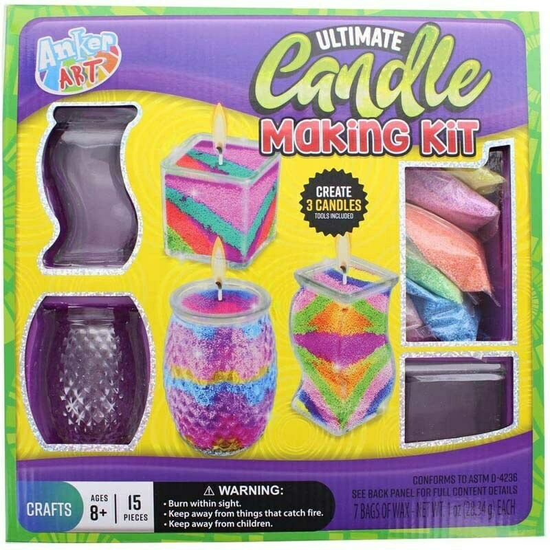 Toy Candle Kit