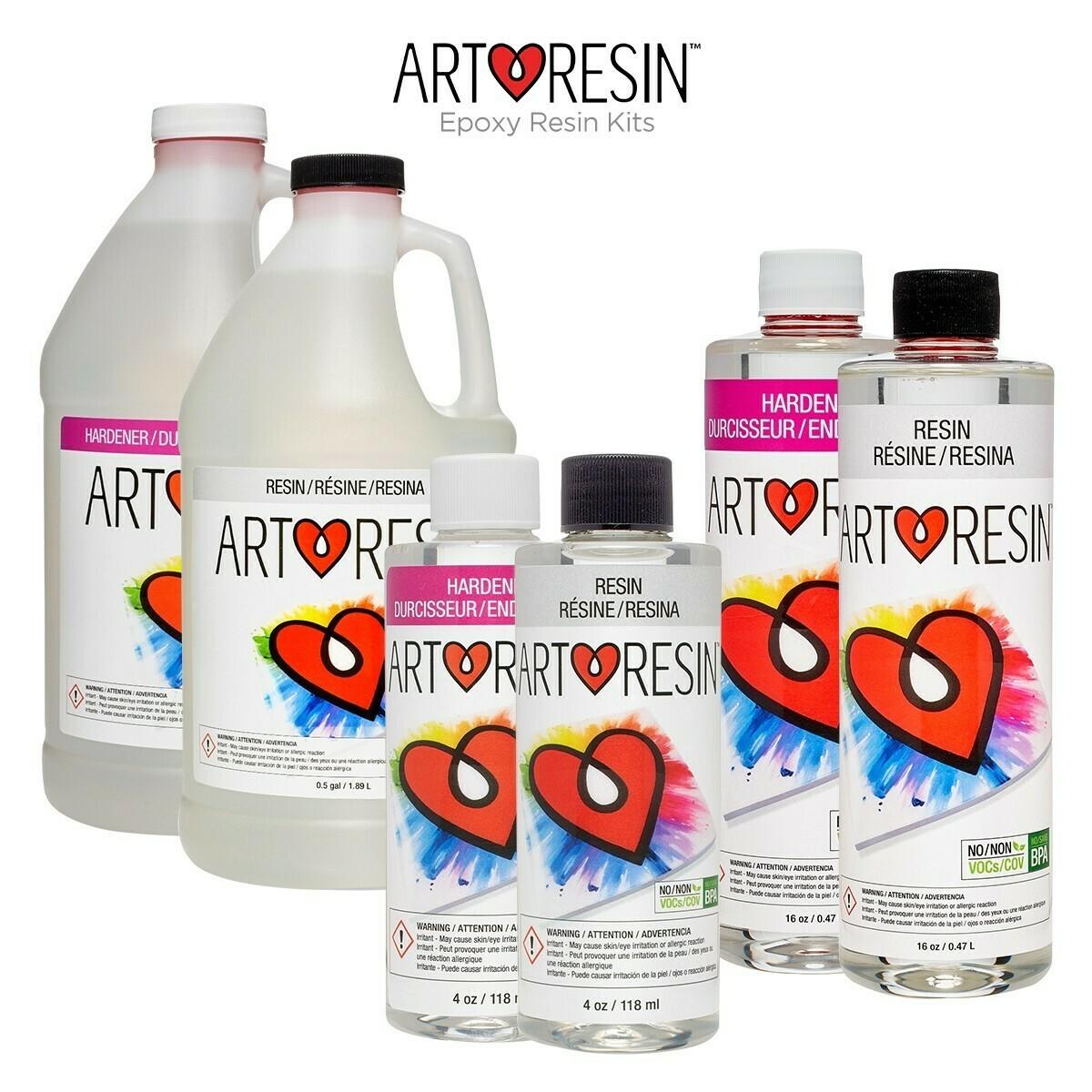 Art Resin Kit