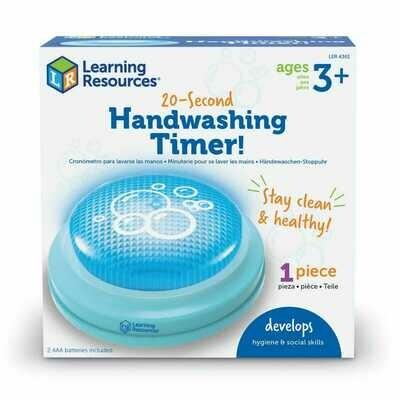 Handwashing Timer! 20-Second
