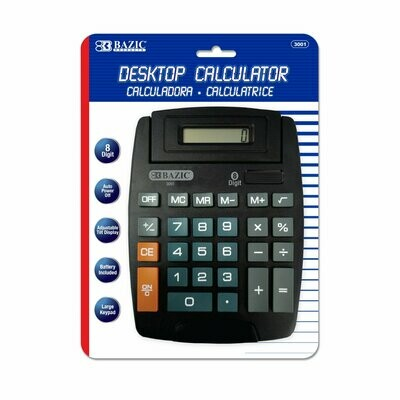 Calculator 8-Digit Large