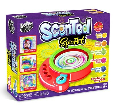SpinArt Scented