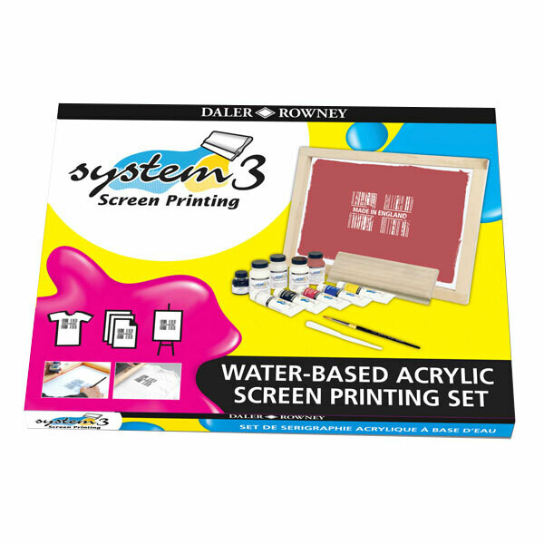 Screen Printing Set