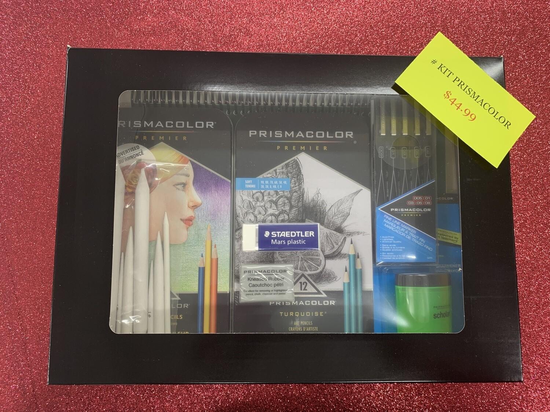 Art Kit- Drawing Prismacolor