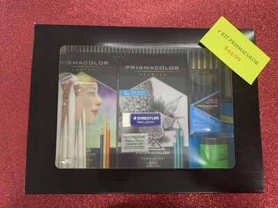 Art Kit- Drawing Prismacolor