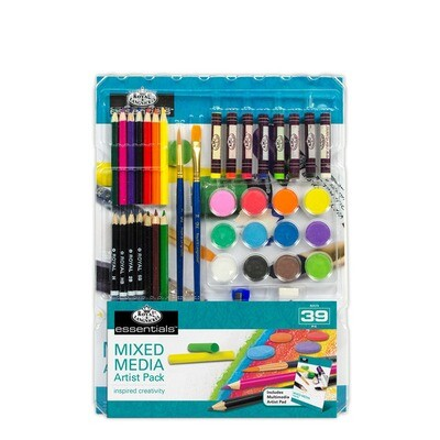ROYAL BRUSH Mix Media Set