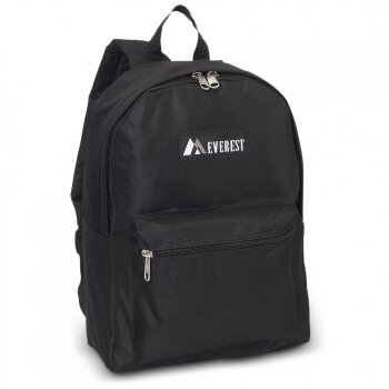 Everest Basic Backpack 11 x 15 x 5 in