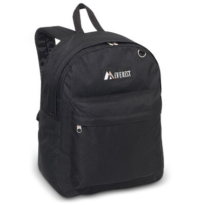 Everest Classic Backpack 13 x 16.5 x 6.5 in