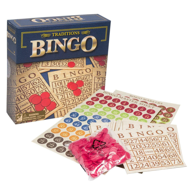 Traditions Bingo Set - Ages 6+