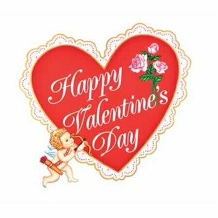 Dec. Happy Valentine Day