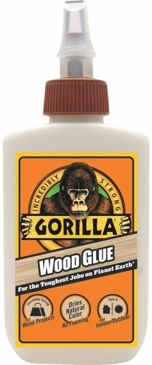 Wood Glue 4oz Gorilla