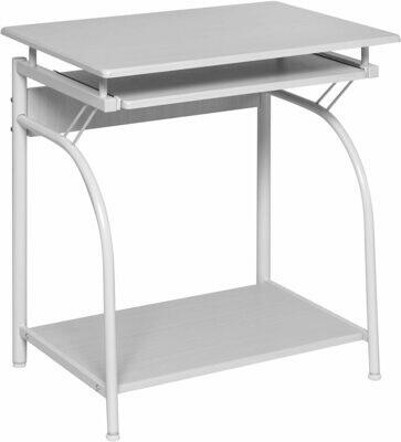 Computer Desk White