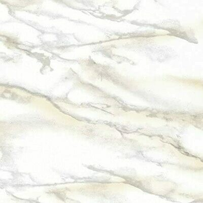 Contact Paper White Marble 20 yards