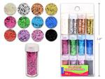 Glitter Shakers (12 pcs)