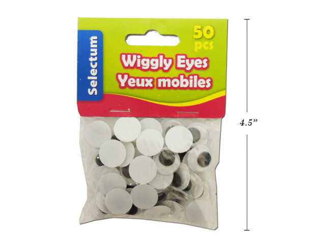 Wiggly Eyes 15mm