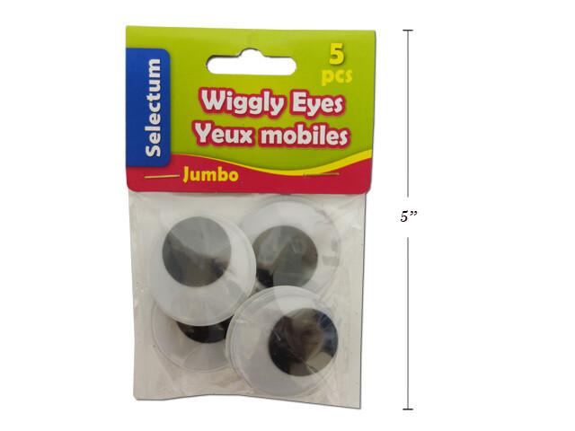 "Wiggly Eyes 1.5"" (pk-5)"