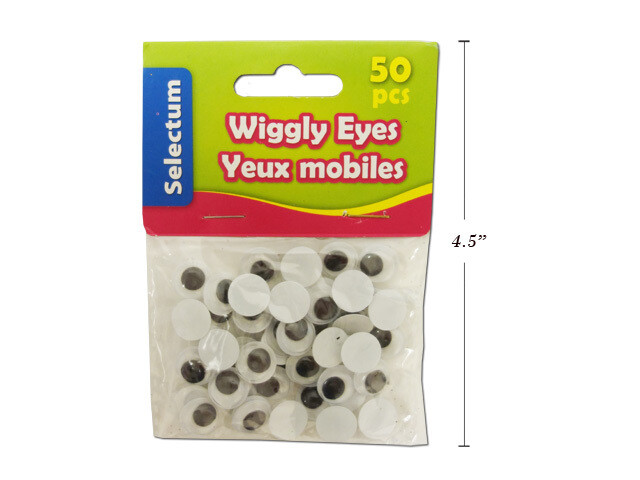 Wiggly Eyes 12mm