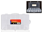 Box Clear Divided 13 Compartments