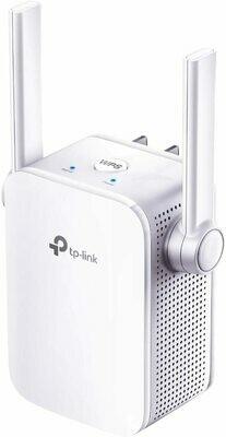 Extensor WiFi TP-Link N300 (RE105), Amplificador de señal WiFi