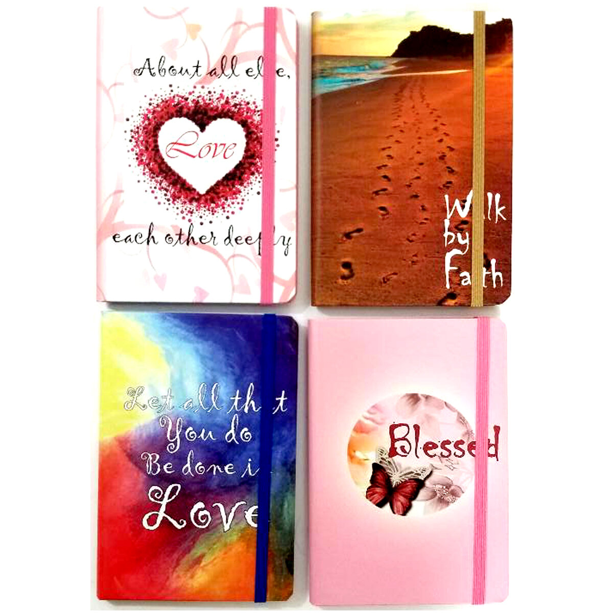 """Journal Motivational 7""""x5"""" 160 Pages"""