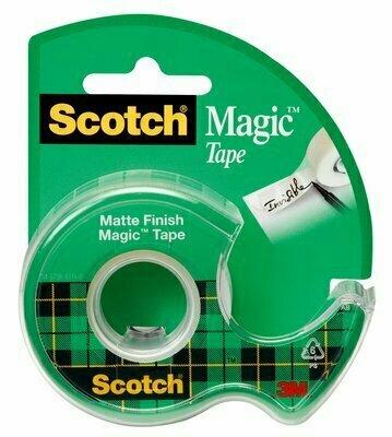 """Tape Scotch Magic 3/4"""" x 300"""", BC"""