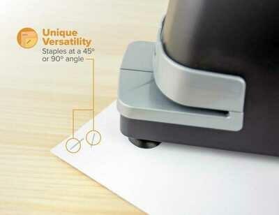 Impulse™ 30 Sheet Electric Stapler, Black