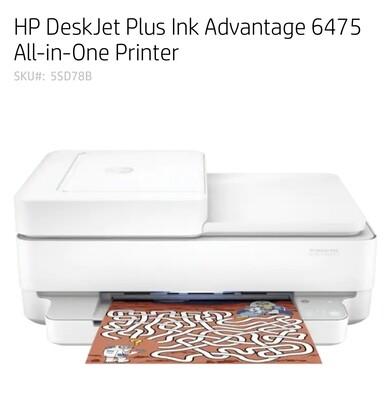 HP Deskjet All in One 6475