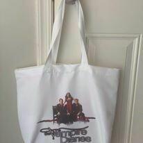 TVD Tote Bag