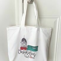 Covington Tote Bag