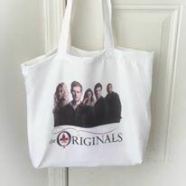 The Originals Tote Bag