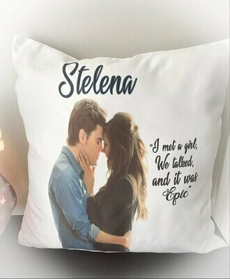 Stelena Pillowcase