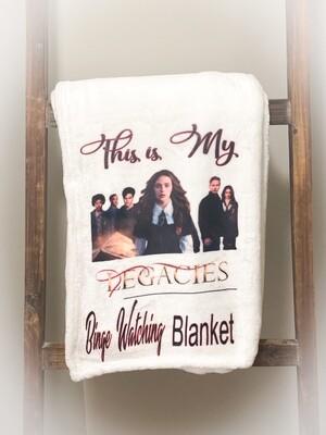 Legacies Blanket