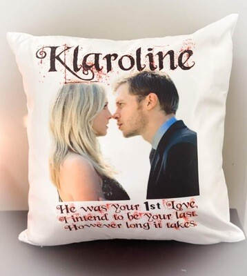 Klaroline Pillowcase