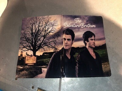 Salvatore Brothers Journal
