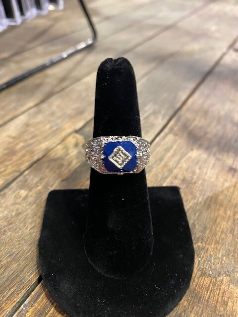 Caroline Forbes Ring