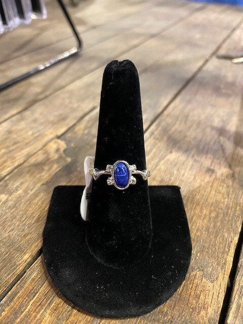 Elena Gilbert Daylight Ring